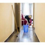 Huishoudhulpen staken op 8 januari