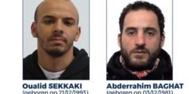 Vijf zware criminelen, onder wie broer van 'ontsnappingskoning' Sekkaki, klimmen over gevangenismuur