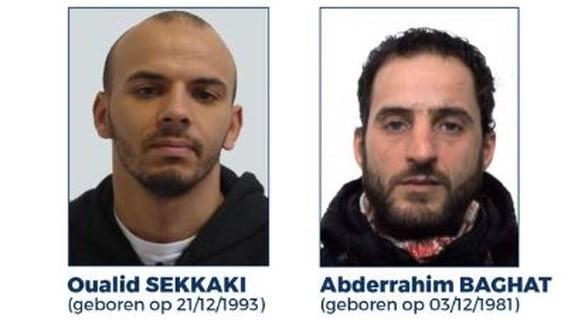 Politie geeft meer informatie over voortvluchtige criminelen