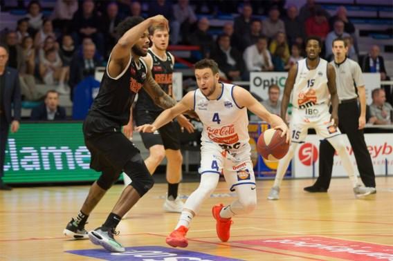 Mechelen pakt de volle buit bij Limburg United in EuroMillions Basketbal League