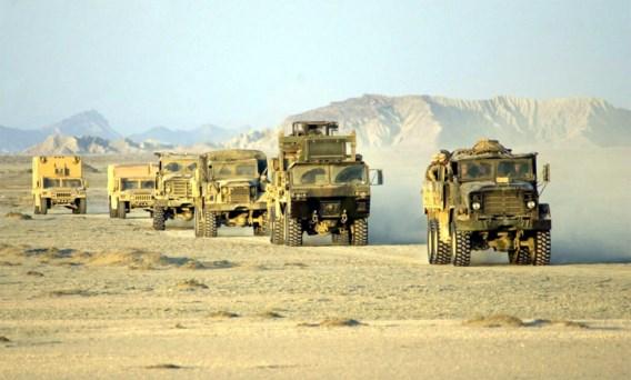 Dodelijke aanslag op Amerikaanse soldaat is werk van Taliban