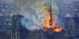 Wie had kunnen denken dat … we bijna de Notre-Dame kwijt waren?