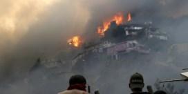 Minstens 120 woningen verwoest bij branden in Chili