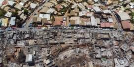 Chileense regering: 'Bosbranden Valparaiso zijn opzettelijk aangestoken'