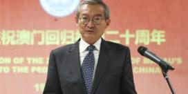Chinese ambassadeur waarschuwt EU voor 'rampzalig' protectionisme