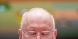 Timmermans in liefdesbrief aan Britten: 'Familiebanden verbreek je niet'