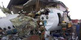 Meerdere doden bij crash Kazachs vliegtuig