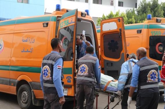 Minstens 24 doden en 38 gewonden bij twee verkeersongevallen in Egypte