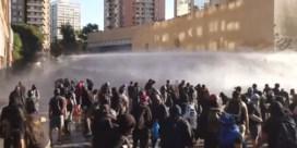 Chileense politie zet waterkanonnen in tegen 'K-pop' betogers