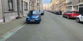 Explosief in auto gegooid in Antwerpen