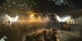 Antwerpen warmt zich laatste keer aan festival Wintervuur