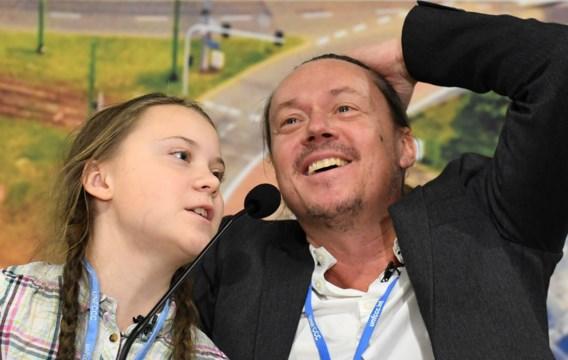 Vader van Greta: 'Ik paste mijn levensstijl aan, niet voor het klimaat, maar om mijn dochter te redden'