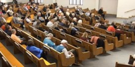 Gewapende kerkgangers schieten schutter neer in Texas