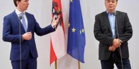 Oostenrijk op zucht van turquoise-groene regering