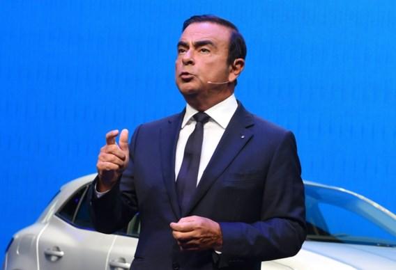 Gevallen topman Renault vlucht uit Japan
