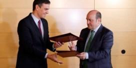 Linkse Spaanse coalitieregering staat in de steigers