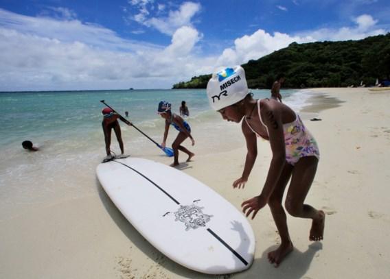 Goede voornemens op paradijselijk Palau: zonnecrème is verboden