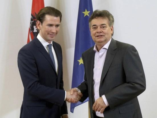 Conservatieven en groenen vormen samen Oostenrijkse regering