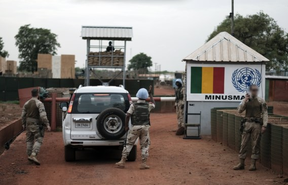 Twee Belgische militairen gewond in Mali door explosief