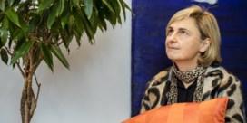 Aan Hilde Crevits, minister van Innovatie