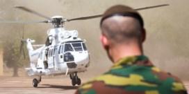 Belgische militairen die gewond raakten in Mali aan de beterhand