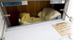 Eén kindje werd in 2018 in Antwerpse vondelingenschuif gelegd