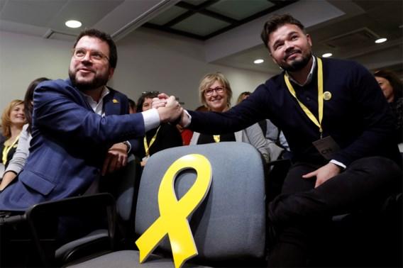 Spanje krijgt voor het eerst coalitieregering dankzij Catalaanse separatisten