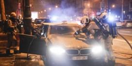 Politie Brussel zoekt beelden van vernielingen op oudejaarsnacht