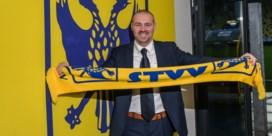 """STVV-trainer Milos Kostic wil """"aanvallend en agressief voetbal"""" naar Stayen brengen"""