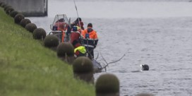 Zennebedding afgezocht met helikopter naar vermiste Frederik Vanclooster