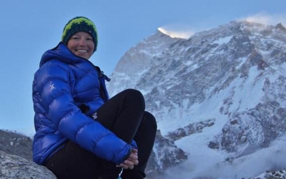 Sofie Lenaerts is eerste Belgische die hoogste berg van elk continent heeft beklommen