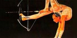 Afgebroken tand oorzaak van val acrobaten