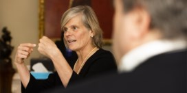VUB-rector Caroline Pauwels gaat voor tweede termijn als rector