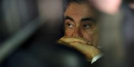 'Ghosn nam hogesnelheidstrein bij ontsnapping uit Japan'