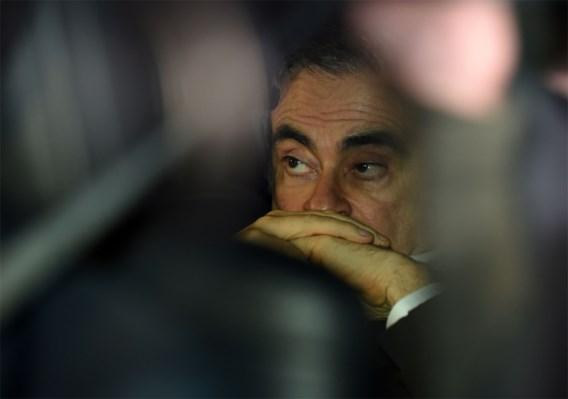 Spraakmakende ontsnapping van Ghosn begon 'met treinrit'