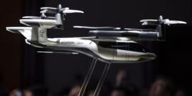 Hyundai en Uber stellen 'vliegende auto' voor