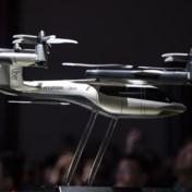 Hyundai en Uber stellen vliegende auto voor