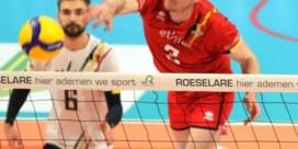 Volleybalmannen verliezen cruciale match voor olympisch ticket