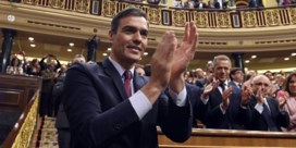 Pedro Sánchez heeft een coalitie met een flinterdunne basis