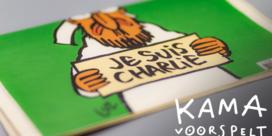 Vijf jaar na Charlie Hebdo: Kamagurka eert zijn oude vrienden