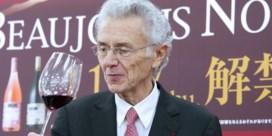'Paus van de beaujolais' Georges Duboeuf overleden
