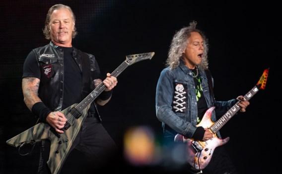 Metallica schenkt slachtoffers bosbranden Australië 750.000 dollar