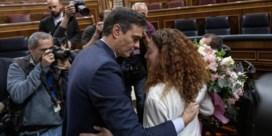 Eerste coalitieregering voor Spanje, een linkse dan nog