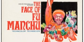 Fu Manchu is uitgespeeld in Hollywood