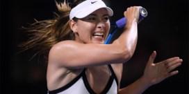 Maria Sharapova krijgt wildcard voor Australian Open