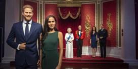 Madame Tussauds haalde Harry en Meghan al weg van koninklijke familie