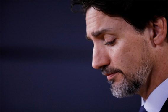 Trudeau wil inspraak in vliegtuigcrash en 'sluit niets uit'