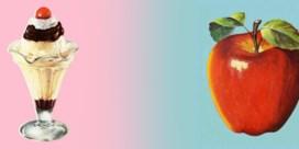 IJsje of appel? Zo verander je slechte gewoontes in goede