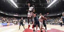 Euromillions Basket League - Zeges voor Bergen (bij Aalst), Antwerp Giants (tegen Brussels) en Mechelen (tegen Luik)