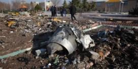 Iran geeft toe: Oekraïens vliegtuig 'per ongeluk' uit de lucht geschoten